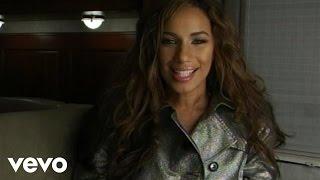 Leona Lewis   Bleeding Love(Making Of The Video: Part 1)