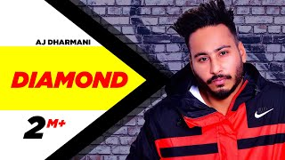 Diamond (Official Video) | AJ Dharmani | Gupz Sehra | Latest Punjabi Songs 2020 | Speed Records