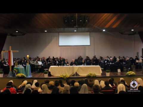 Pe Amedeo Cencini - CRB PARANÁ 2017 - Conferência III