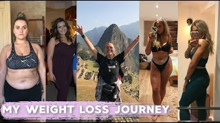 MY FITNESS JOURNEY. 💪 1 YEAR WEIGHT LOSS TRANSFORMATION   HOW I LOST 50 POUNDS   EmmasRectangle