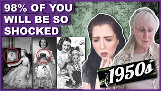 98% Of You WON'T Believe This | Life In The 50s
