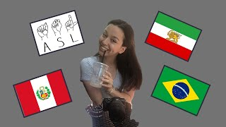 How I'm Learning 4 LANGUAGES AT ONCE | Tips & Reasons Why