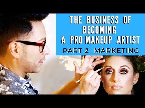 MARKETING FOR MAKEUP ARTISTS #MondayMakeupChat | mathias4makeup