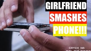 GOLD DIGGER EXPOSED AND SMASHES PHONE!!! Gold Digger Prank Part 30!    UDY Pranks