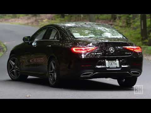Carsmart preview: 2019 Mercedes-Benz CLS 4Matic Coupe