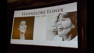 """""""Die Ist Frühreif!"""": Erinnerungen An Die Schauspielerin Hannelore Elsner"""