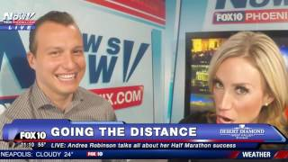 MOTIVATION: Stay Inspired! Andrea Robinson Shares Her Half Marathon Success Tips