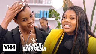 Stylist Chemically Burned Most of her Sister's Hair | To Catch A Beautician