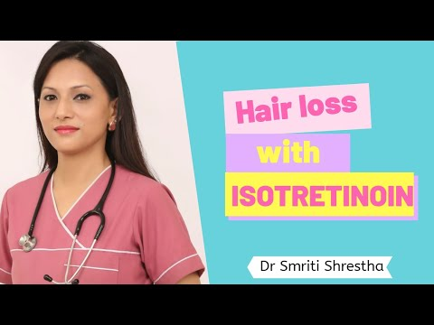 Hair Loss with Isotretinoin