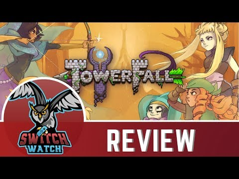 Towerfall Nintendo Switch Review video thumbnail
