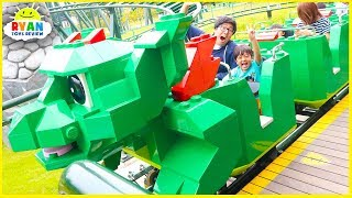 Legoland Japan Family Fun Amusement Park for Kids!!!