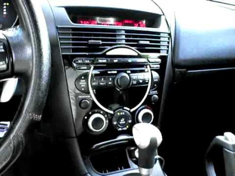 comment demonter autoradio mazda rx8