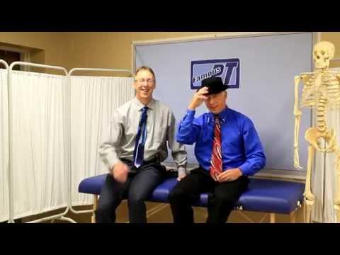 Starke Rückenschmerzen und Temperatur