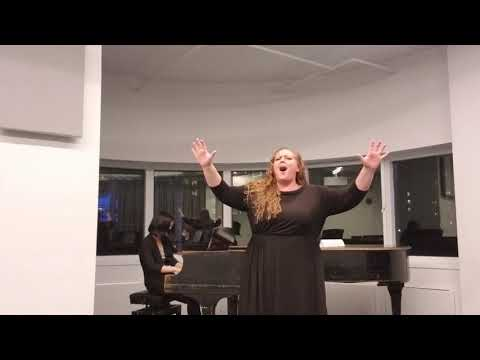 I think it's always valuable to know how your teacher sings! So here is a video to show you what I do!