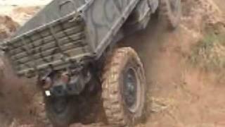 video unimog 406 forestier