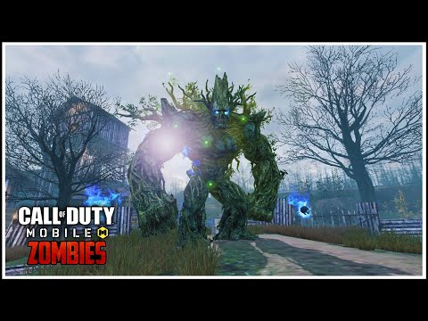 ZETSUBOU NO SHIMA EN COD MOBILE | DESCUBRO EL EASTER EGG DE SHI NO NUMA + BOSS FINAL OCULTO