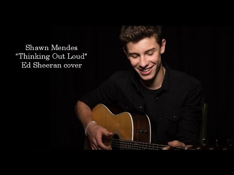 Shawn Mendes - Thinking Out Loud (Lyrics) Mp3