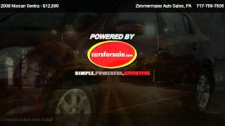2008 Nissan Sentra S - for sale in Mechanicsburg, PA 17055