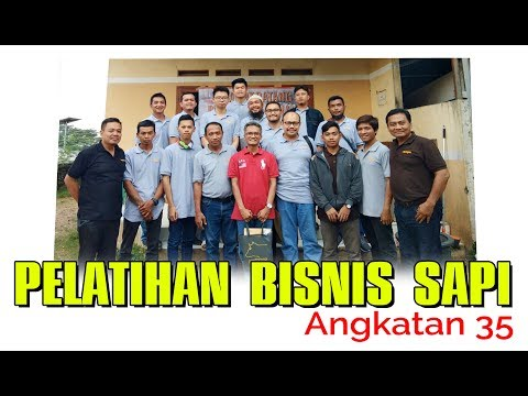 Pelatihan Bisnis Sapi Qurban Sapi Potong Angkatan 35 Sapibagus