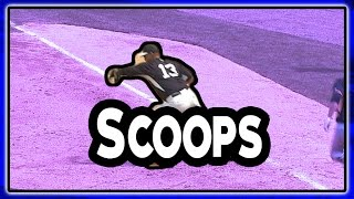 MLB: First Base Scoops (HD)