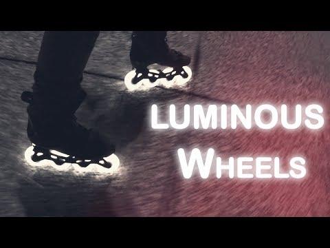 I Tested The LUMINOUS WHEELS !