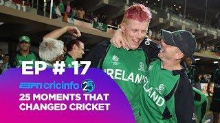 How Ireland Beating England Changed Cricket (17/25)