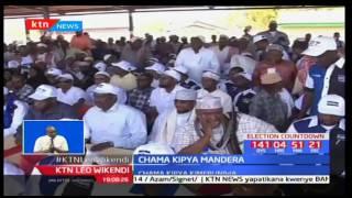 Wazee wa jamii katika kaunti ya Mandera wajitenga na Jubilee na kubuni chama kipya