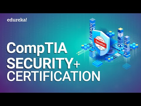 CompTIA Security+ Certification | CompTIA Security+ SY0-601 ...