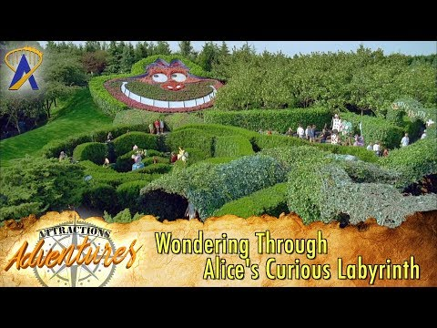 Wondering Through Alice's Curious Labyrinth - Attractions Adventures
