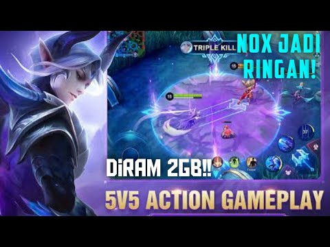 Nox Emulator Lag FIX!! Ragnarok Mobile Eternal Love - смотреть