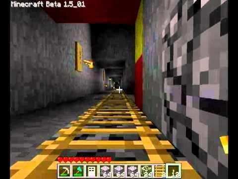 Различные механизмы в Minecraft - 2 Серия - 1 часть