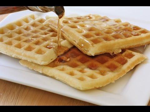 Old Fashioned Buttermilk Waffles Recipe…The BEST!