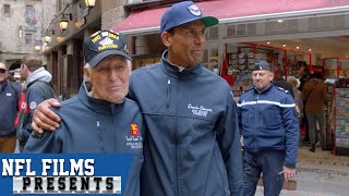 Uniting WWII Veterans & the Communities They Liberated | NFL Films Presents