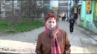 Крым. Референдум. Бахчисарай идет на референдум за присоединение Крыма к России