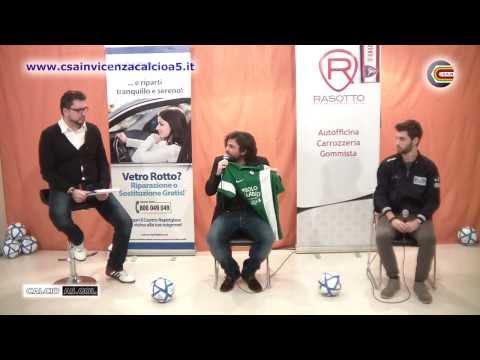 immagine di anteprima del video: calcioa5.gol - Puntata 20 del 04/03/14 - Stagione 2013/14