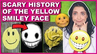 The Dark Origins Of The Yellow Smiley Face