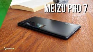 Meizu Pro 7, análisis del móvil con pantalla trasera
