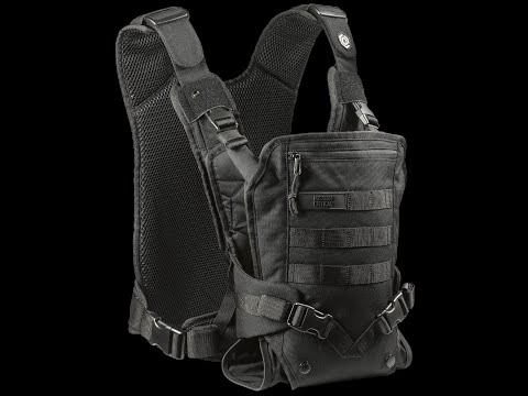 The Mission Critical Baby Carrier Review by Alden Morris