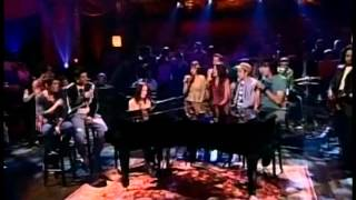 Chantal Kreviazuk - In This Life (live on Canadian Idol)