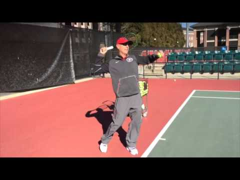 Tennis Tip: Improving Your Tennis Serve