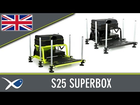 Matrix S25 super box - versenyláda videó