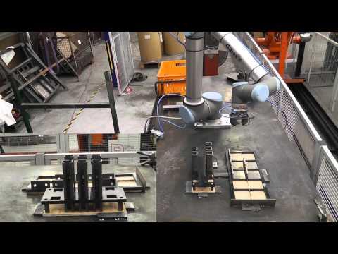 Welding with UR Robots — DoF