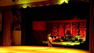 """Iban """"Ngajat Lesung"""" And Hornbill Dance Pt. 1"""