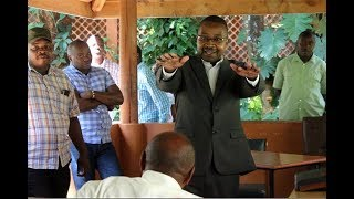 Wa Iria disrupts avocado meeting - VIDEO