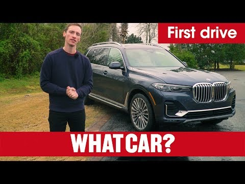 2020 BMW X7 review – BMW's seven-seat SUV tested | What Car?