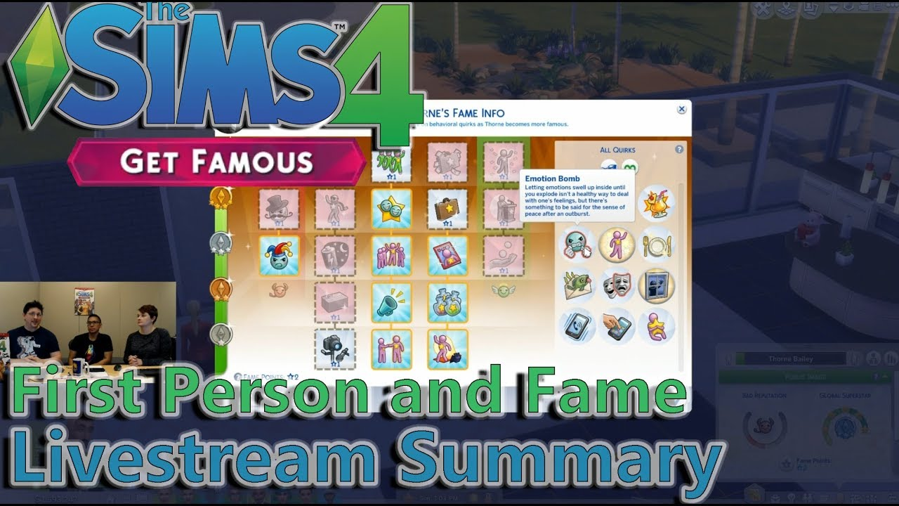 The Sims 4 Get Famous Expansion Pack Features Guide