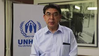 ロヒンギャ難民支援に尽力するUNHCRバングラデシュ事務所久保眞治代表からのメッセージ
