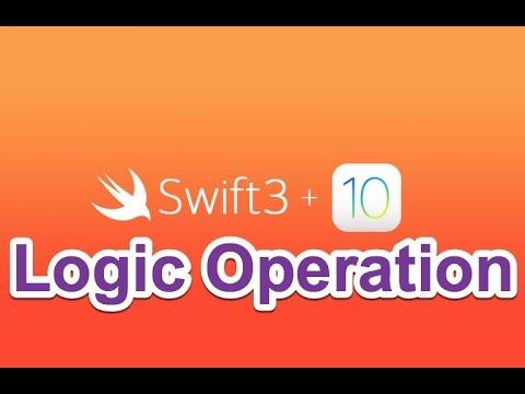 5 -Swift 4 || Logic Operation - العمليات المنطقية