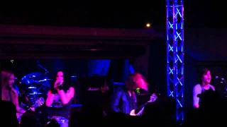 Art of Dying - Straight Across My Mind (live) 10-28-11 @ 910 Live in Tempe, AZ