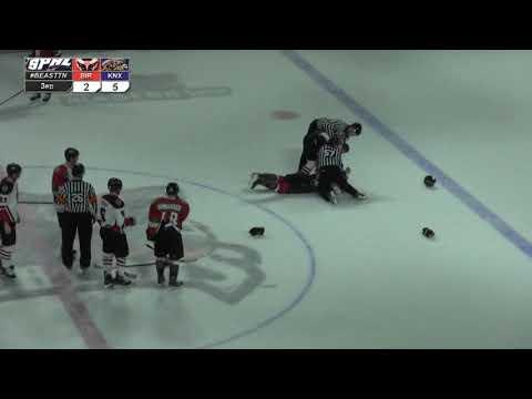 Joseph Tolles vs. Kasey Kulczycki